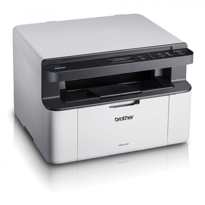 Brother DCP-1510E лазерен принтер копир скенер