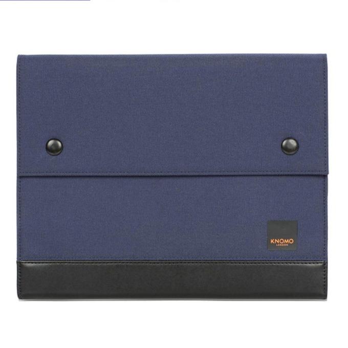 "Калъф за таблет Knomo Knomad Air Shoreditch Portable Organiser, 15.4""(25,4 cm), син image"
