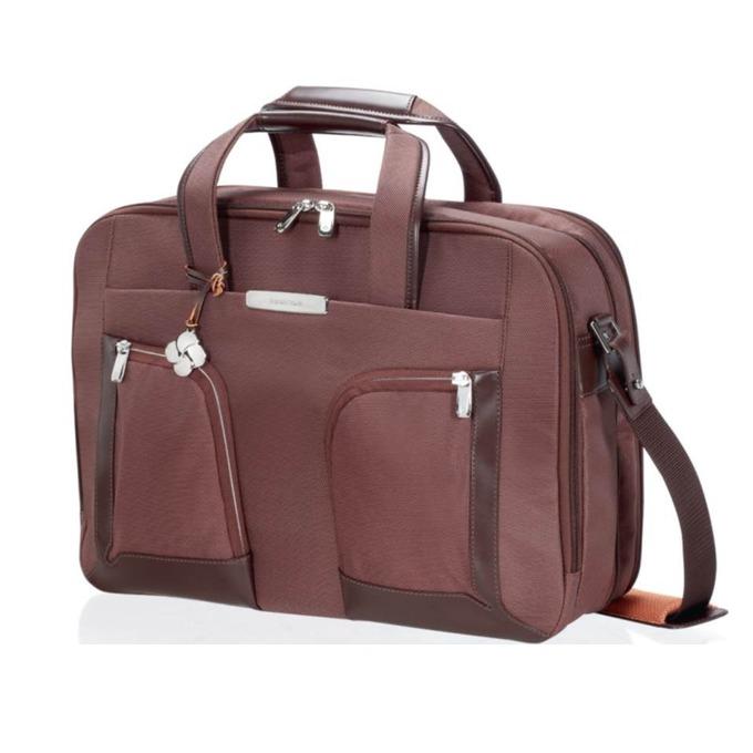 """Чанта за лаптоп Samsonite S-Teem-Bailhandle Exp до 15.4""""(39.6 cm), кафяв image"""