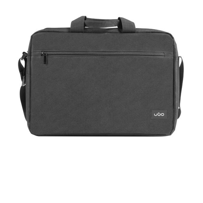 "Чанта за лаптоп uGo Asama BS100 15.6""(39.62cm) черна image"