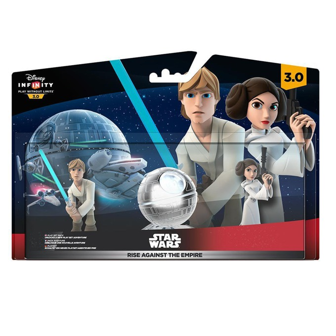 Disney Infinity 3.0: Star Wars Rise Against the Empire Play Set, за PS3/PS4, Wii U, XBOX 360/XBOX ONE, PC image