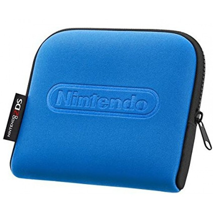Nintendo 2DS Carrying Case Blue product