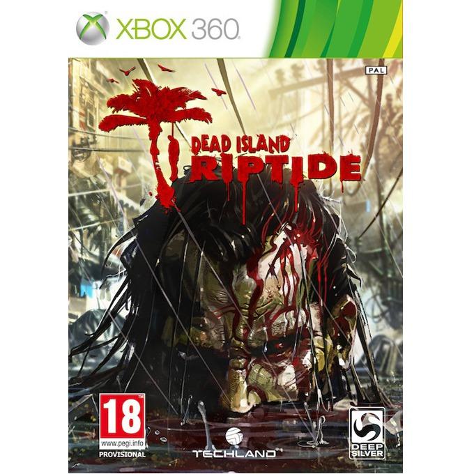 Игра за конзола Dead Island: Riptide, за XBOX360 image