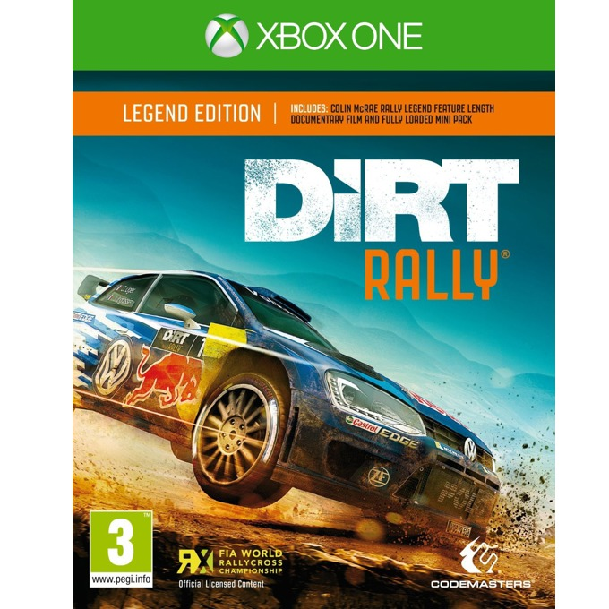 DiRT Rally Legend Edition, за Xbox One image