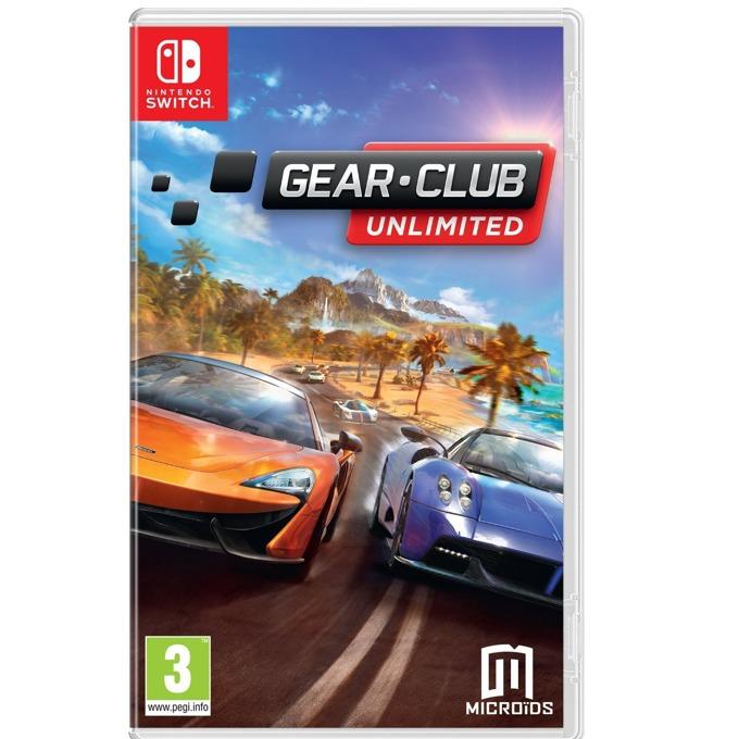 Игра за конзола Gear.Club Unlimited, за Switch image