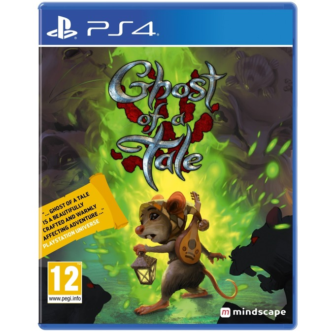 Ghost of a Tale PS4 product