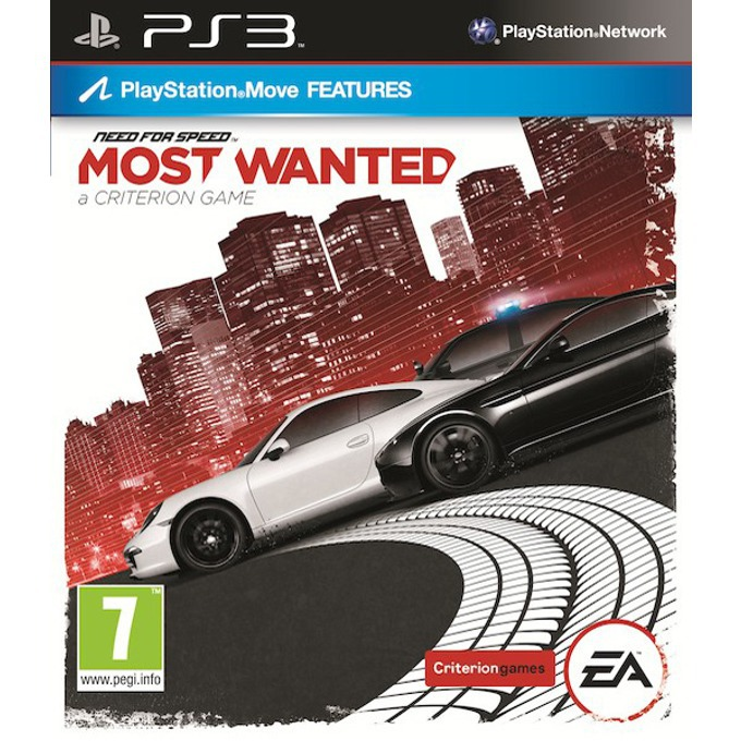Need for Speed Most Wanted (2012), за PlayStation 3  image