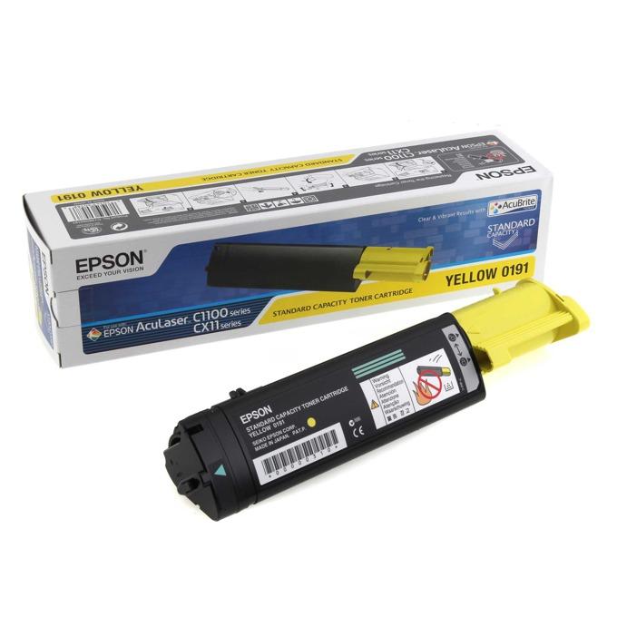 КАСЕТА ЗА EPSON AcuLaser C1100 - Yellow - P№ C13S0 product