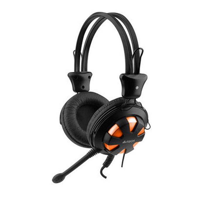 Слушалки A4Tech HS-28-3, микрофон image
