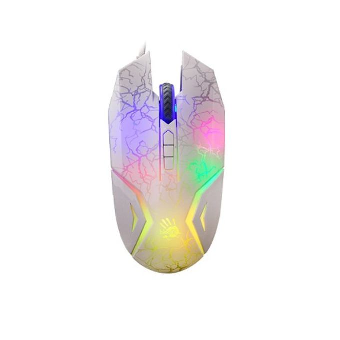 Мишка A4tech Bloody N50, оптична (4000 cpi), 8 бутона, USB, гейминг image