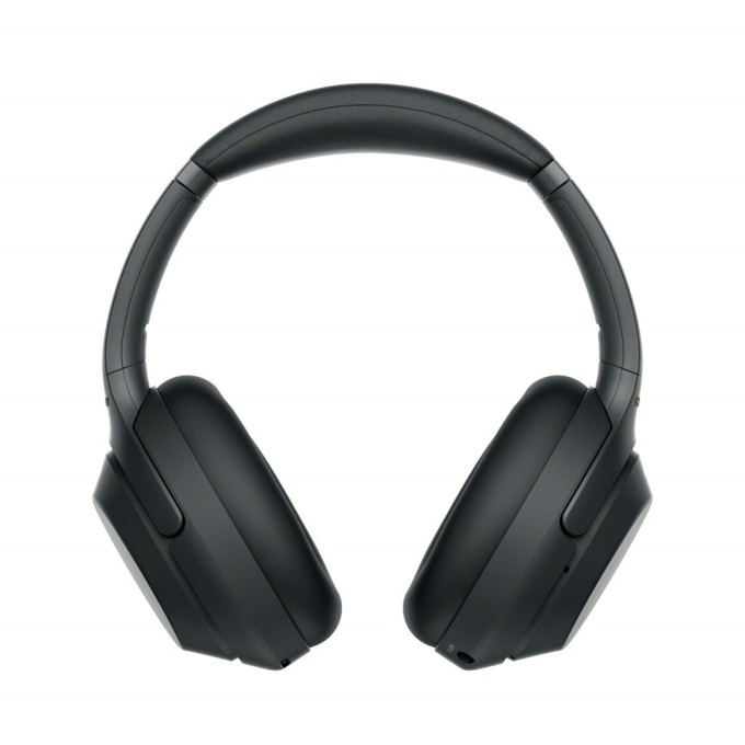 Sony Headset WH-1000XM3 black