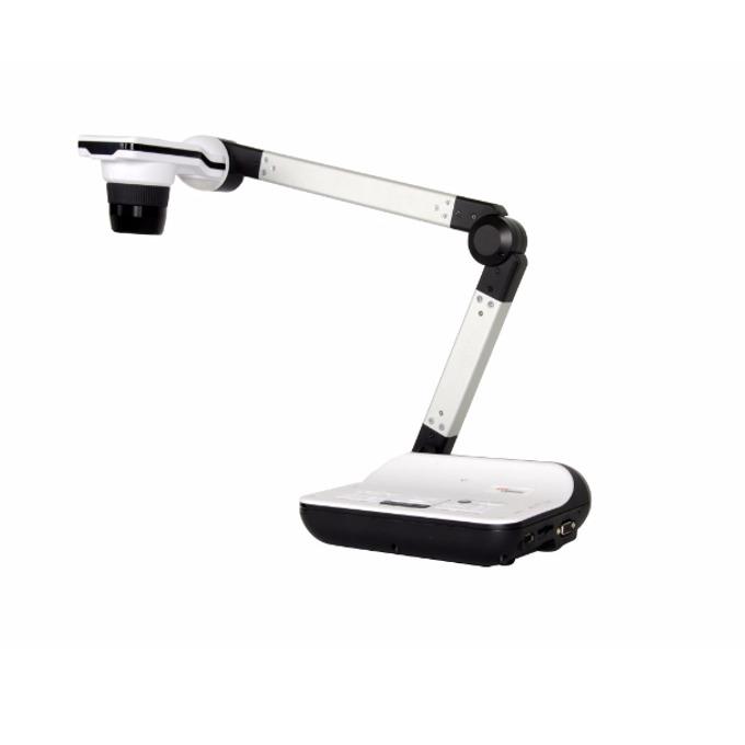 Камера за документи/презентатор Optoma DC550, 8 Mpix камера(30FPS)(1920x1080 изходна резолюция), вградени микрофон и говорител, 544x общо увеличение, microSD слот, HDMI, VGA, USB image