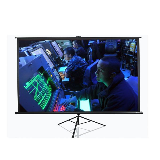 Elite Screen T100UWH 100 Black