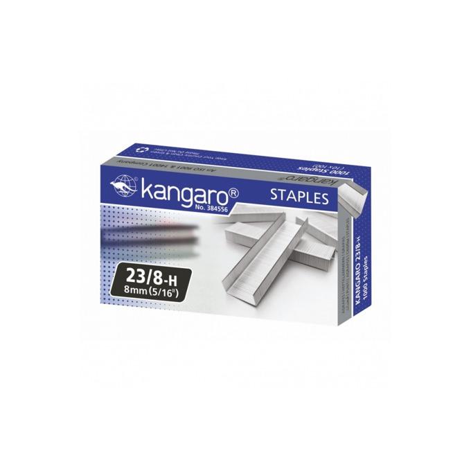 Телчета за телбод Kangaro 23/8-H, сребристи image