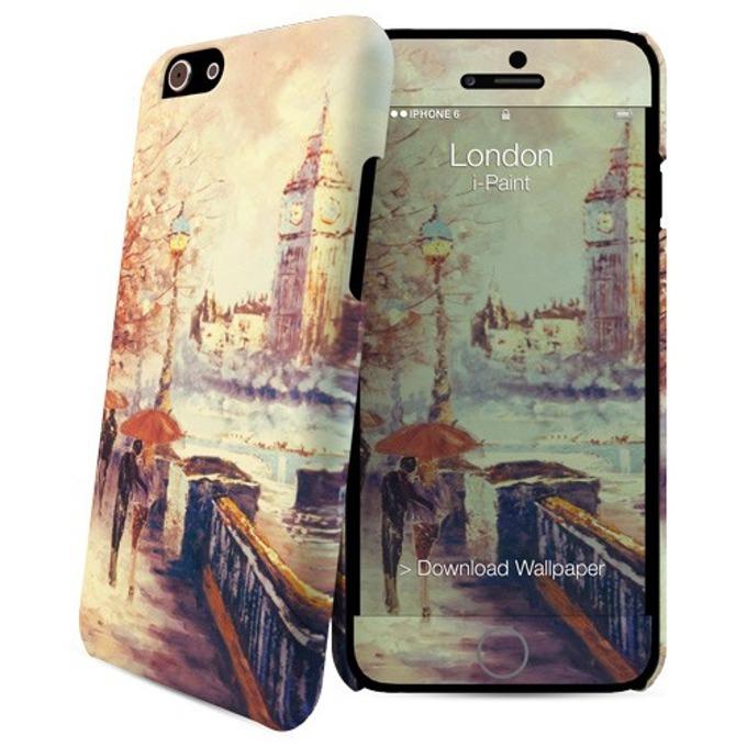Протектор iPaint London HC Case за iPhone 6/6s image