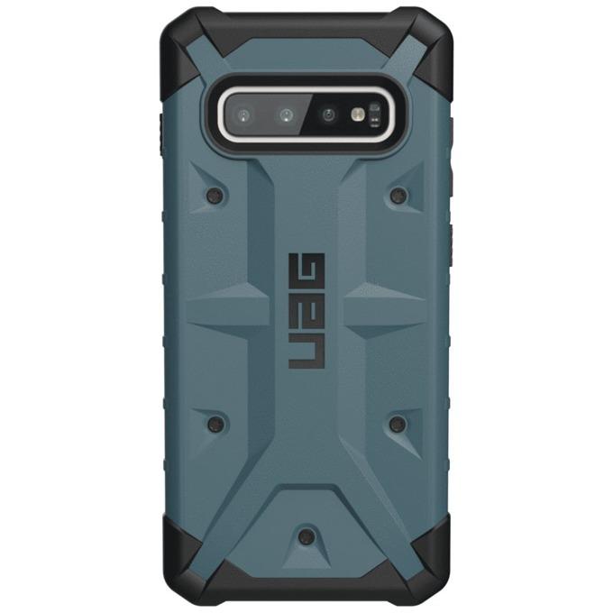 Калъф за Samsung Galaxy S10+, хибриден, Urban Armor Pathfinder 211357115454, удароустойчив, син image