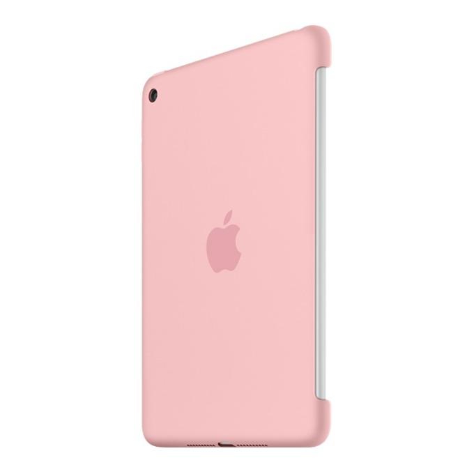 """Оригинален силиконов протектор Apple за таблет iPad mini 4, до 7.9"""" (20.07 cm), розов image"""