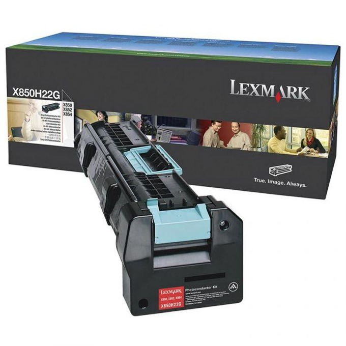 Photoconduktor kit ЗА LEXMARK X 850E/852E/854E - P№ X850H22G - заб.: 60000k image