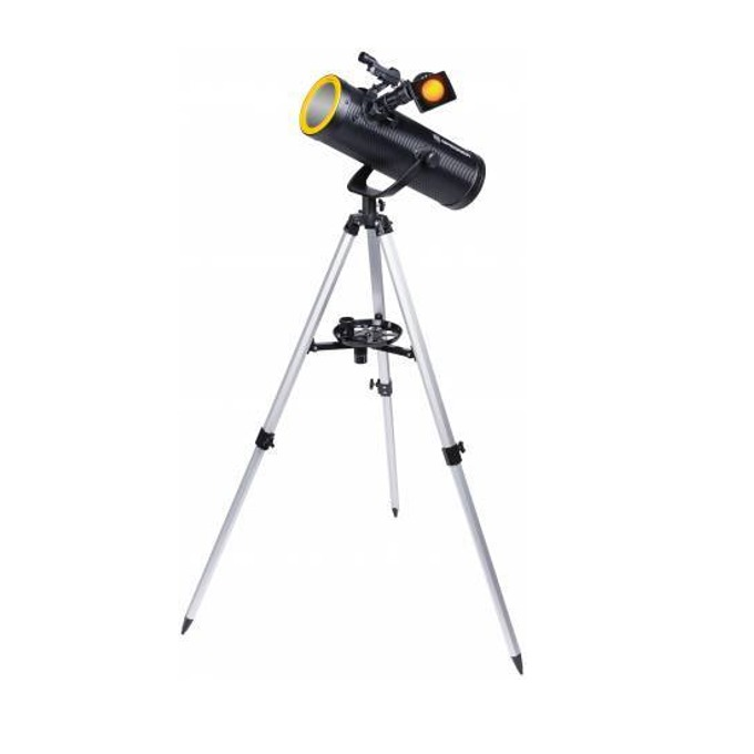 Телескоп Bresser Solarix 114/500, 20-111x оптично увеличение, със соларен филтър image