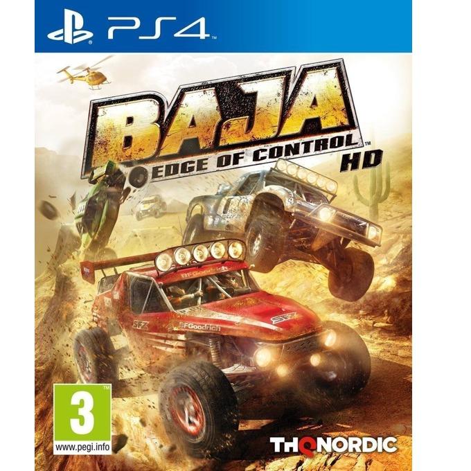 Игра за конзола BAJA: Edge of Control, за PS4 image