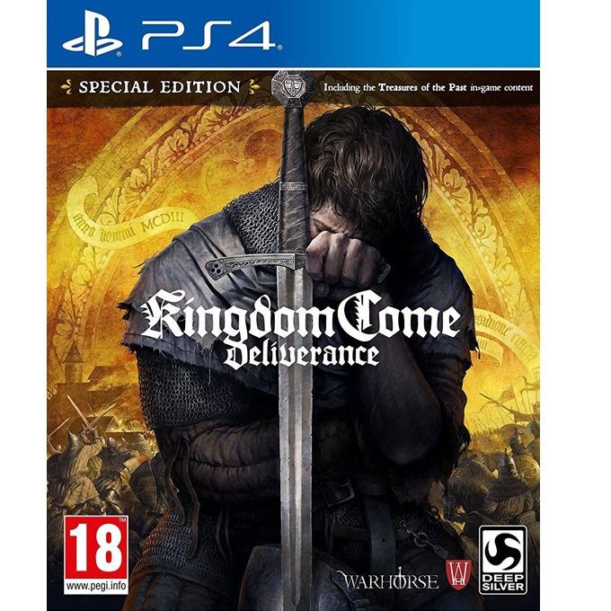Игра за конзола Kingdom Come: Deliverance - Special Edition, за PS4 image