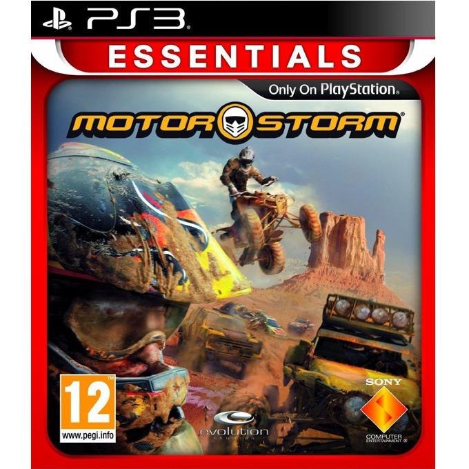Игра за конзола Motorstorm - Essentials, за PS3 image