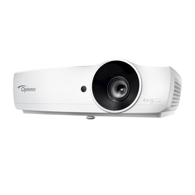 Проектор Optoma X461, 3D, DLP, XGA(1024x768), 20,000:1, 5000lm, 2x HDMI, VGA, USB, RJ-45, RS232C image
