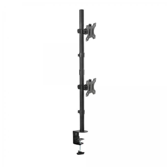 SBOX LCD-352/2V Вертикална стойка за 2 монитора