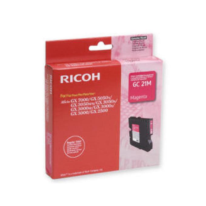 ГЛАВА ЗА RICOH GX 3000/3050N/5050N - Magenta - Type GC21M - P№ 405534 image