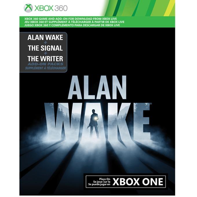 Alan Wake - Електронна доставка, за Xbox 360 / Xbox One image