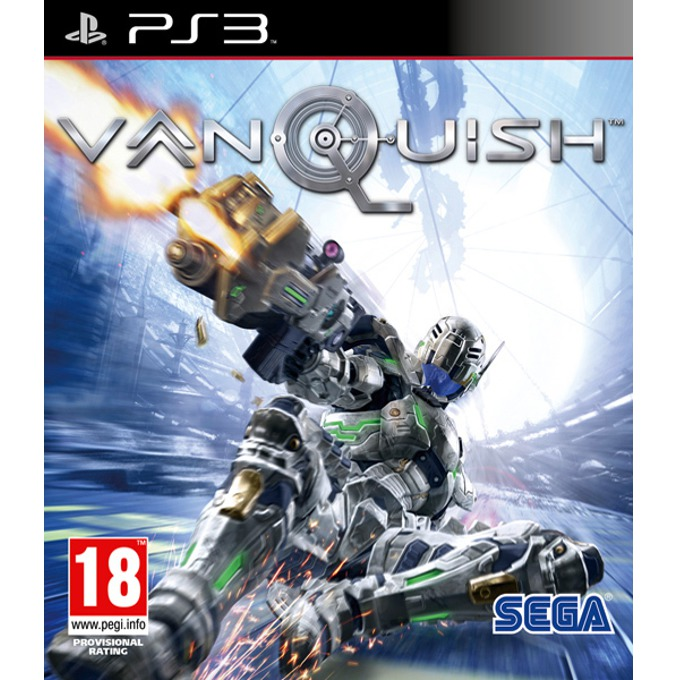 Игра за конзола Vanquish, за PlayStation 3 image
