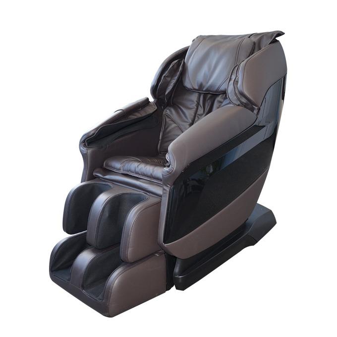 Масажен стол Rexton GJ-6200BR, 6 режима на масаж, дистанционно управление, тъмно кафяв image
