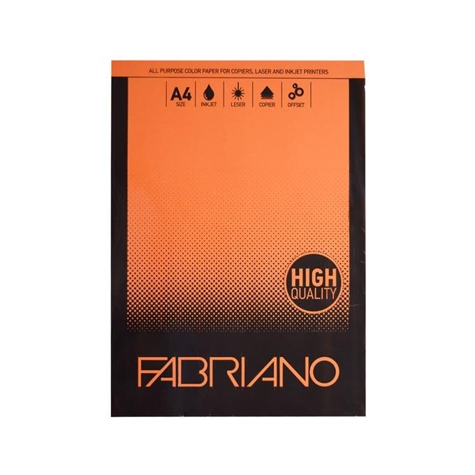 Fabriano Copy Tinta, A4, 80 g/m2, оранжева, 50 лис product