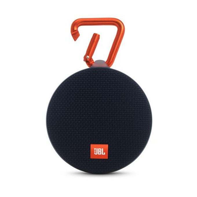 Тонколона JBL Clip 2, 1.0, 3W RMS, 3.5mm jack/Bluetooth, черен, микрофон, IPX7 image