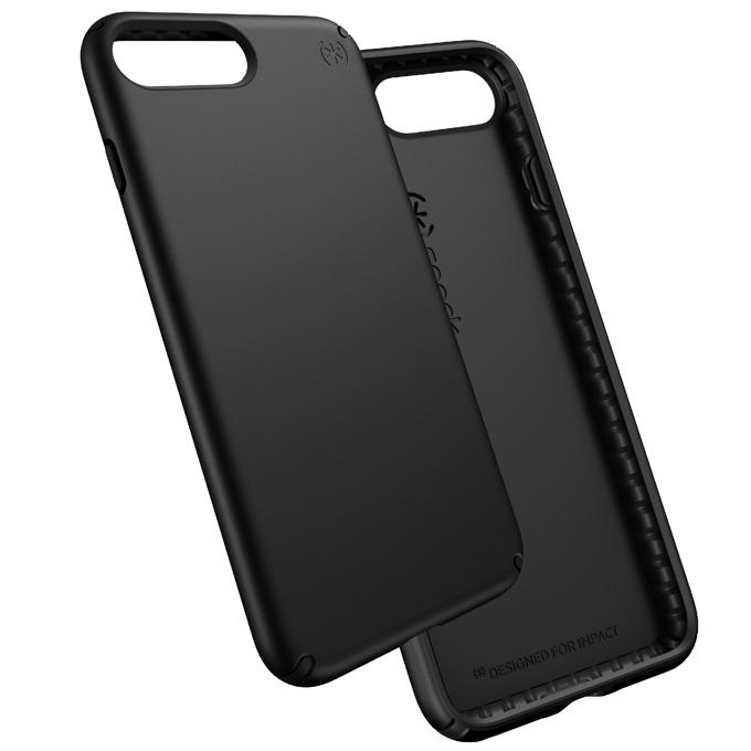Страничен протектор с гръб Speck за iPhone 7 Plus, черен image