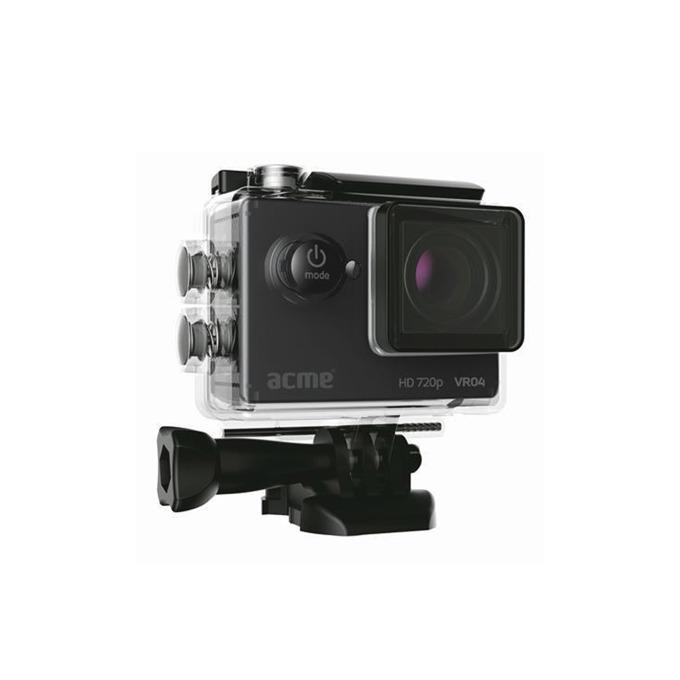 """Спортна Екшън камера Acme VR04, HD(30FPS), 2.0"""" (5.08 cm) LCD дисплей, 5 Mpix, Wi-Fi, microSD слот, micro USB image"""