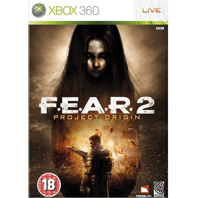 Игра за конзола F.E.A.R. 2: Project Origin, за XBOX360 image