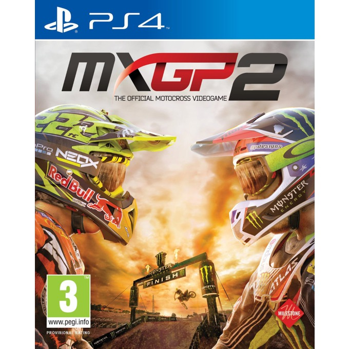 MXGP 2: The Official Motocross Videogame, за PS4 image
