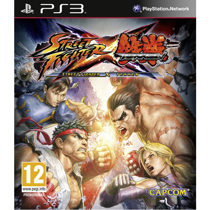 Street Fighter X Tekken, за PlayStation 3  image