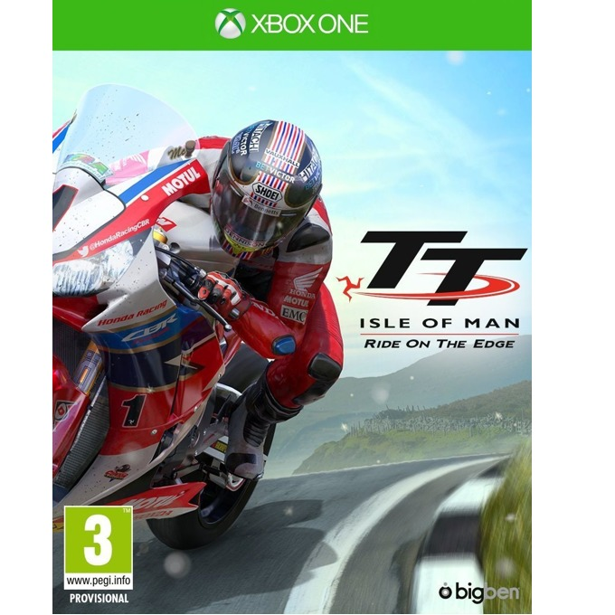 Игра за конзола TT Isle Of Man: Ride on the Edge, за Xbox One image