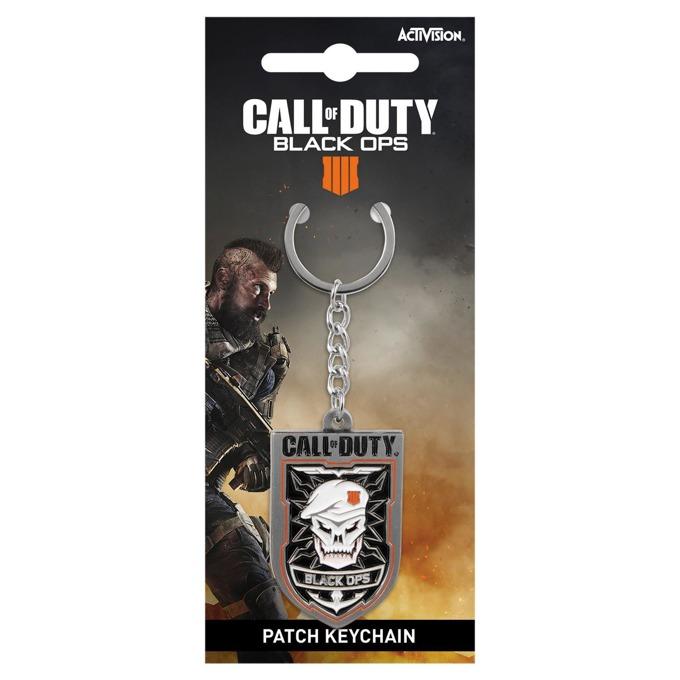 Ключодържател GAYA Entertainment Call of Duty Black Ops 4 Patch  image