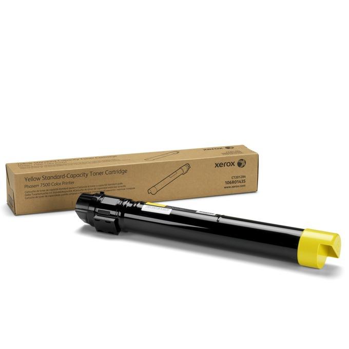 КАСЕТА ЗА XEROX Phaser 7500 - Yellow - P№ 106R01442 - заб.: 9600k image