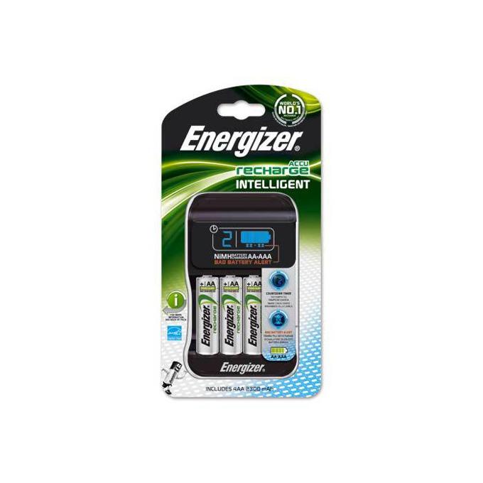 Зарядно у-во Energizer за батерии 2/4 x AA/AAA, с вкл. батерии 4 x AA 2300mAh image