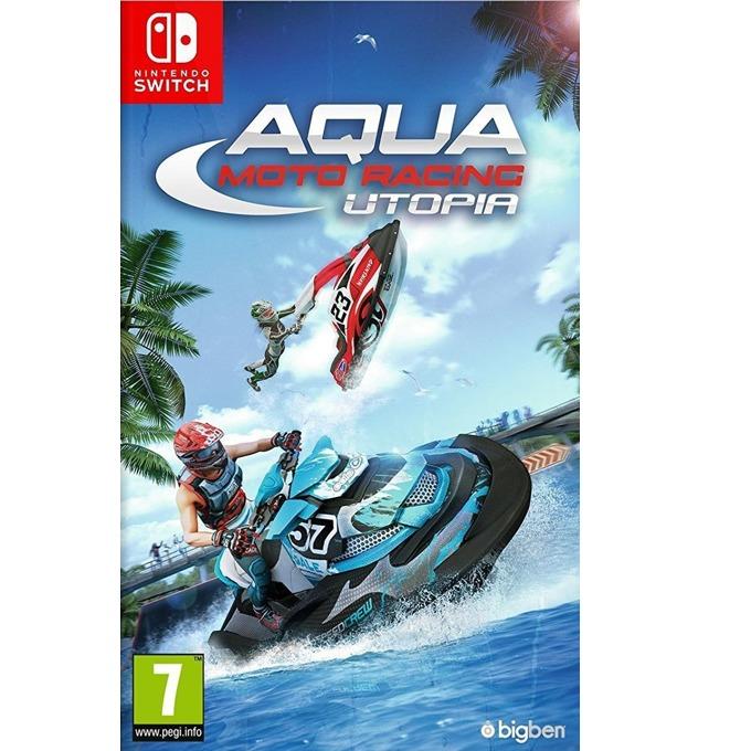 Игра за конзола Aqua Moto Racing Utopia, за Switch image