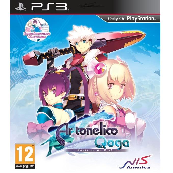 Игра за конзола Ar Tonelico Qoga, за PS3 image