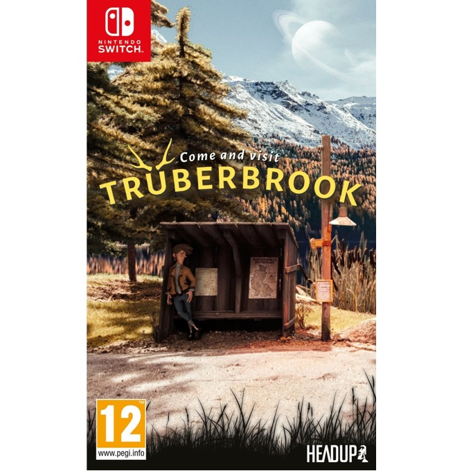 Truberbrook, за Nintendo Switch image