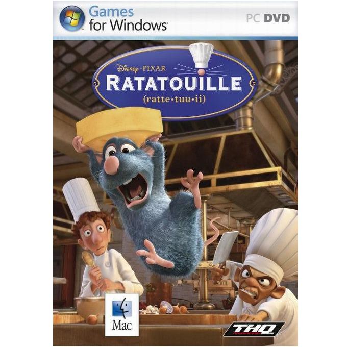 Игра Ratatouille, за PC image