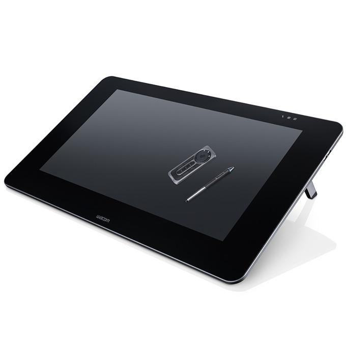 """Графичен таблет Wacom Cintiq 27QHD, 27"""" (68.58 cm) AHVA екран, DisplayPort & HDMI, USB3.0 image"""