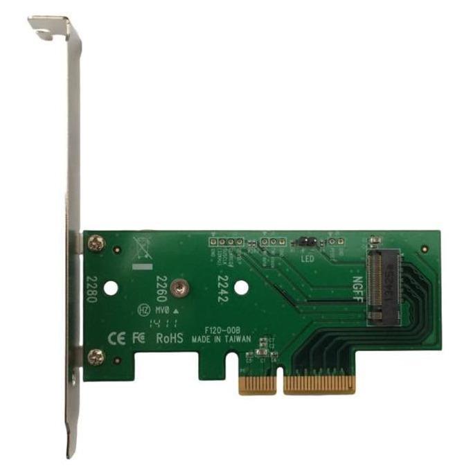 Адаптер Estillo DT-120, PCI-E x4 към M.2 слот image