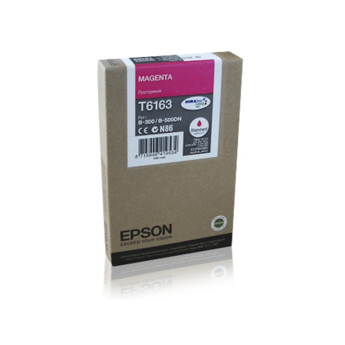 ГЛАВА ЗА EPSON Business Inkjet B300/B500DN - Magenta - T6163 - P№ C13T616300 image